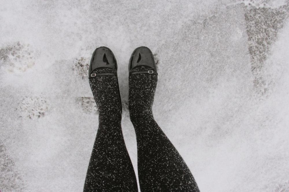 snow legs