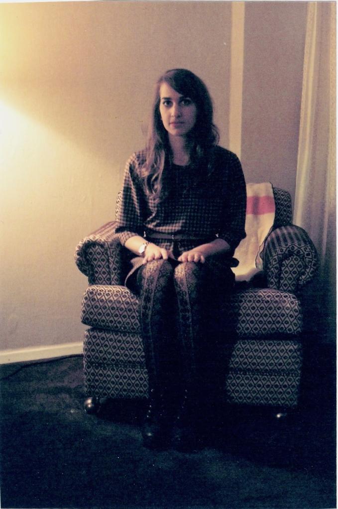 Patterned Amanda